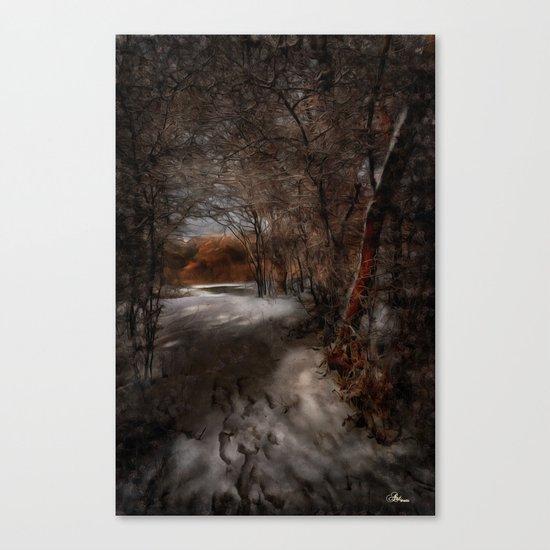 Danube II Canvas Print