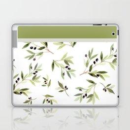 Olives in Green Laptop & iPad Skin