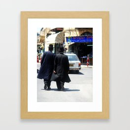 israel Framed Art Print