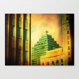 Urbania Montreal Canvas Print