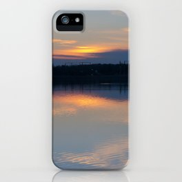 Concept : Water reflection iPhone Case