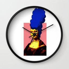 MONA SIMPSON Wall Clock