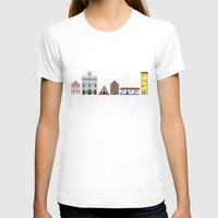 portugal T-shirts featuring Portugal by Jessica Triana