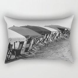Antique Beach Rectangular Pillow