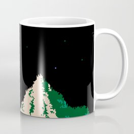 Twin Moons World Coffee Mug