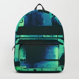 Jungle Apartments Backpack