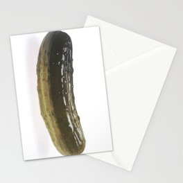 Dill Pickle Stationery Cards