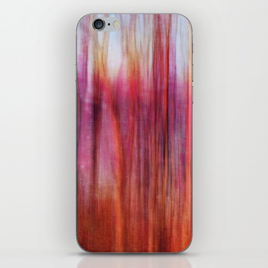 woodlands II iPhone & iPod Skin