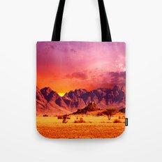 Cool Land Tote Bag