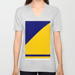 Tokelau Flag Unisex V-Neck