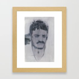 Roberto Framed Art Print