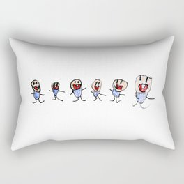 Baby! by Jack Rectangular Pillow