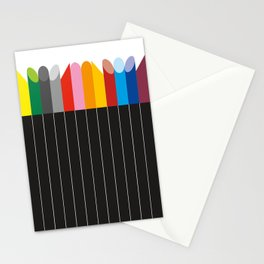 OIL STICKS Stationery Cards