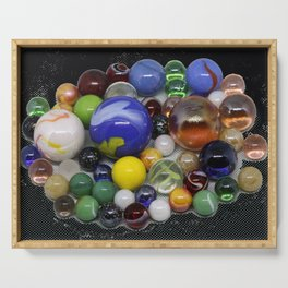 Marbles Serving Tray