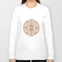minerals Long Sleeve T-shirts featuring Mystic Minerals by Caroline Sansone