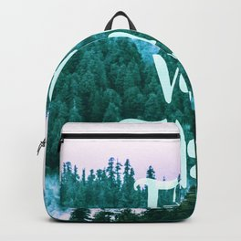 Take Me There - Forest Backpack