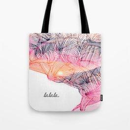 _LA LA LA Tote Bag