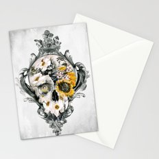 Skull Still Life Stationery Cards