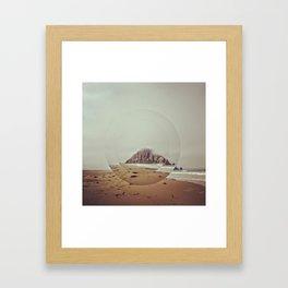 dynamic view Framed Art Print