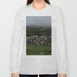 The Irish Wild West (County Clare) Long Sleeve T-shirt