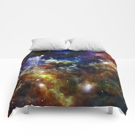 Cradle of Stars Comforters