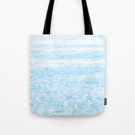 peaceful sea Tote Bag
