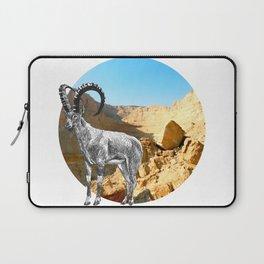 Nubian Ibex Laptop Sleeve