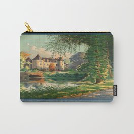 Vintage poster - Leningrad Carry-All Pouch