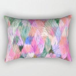 Faux Fur Rectangular Pillow