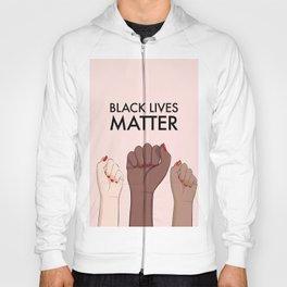 Stop racism, black lives matter Hoody