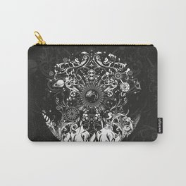 four elements - alchemical design Carry-All Pouch