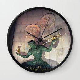 Spirit Shadow Wall Clock