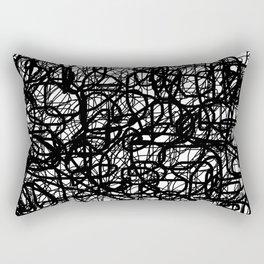 Sheep hair Rectangular Pillow