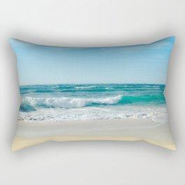 The Sanctuary of Self Rectangular Pillow