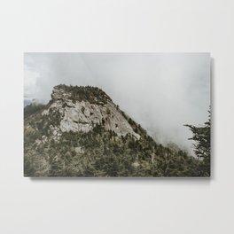 Calloway Peak Metal Print
