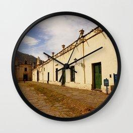 Convento de San Bernardo, in Salta, Argentina Wall Clock