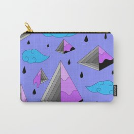 Purple Py Carry-All Pouch