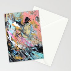 You And I // Washed Out Stationery Cards