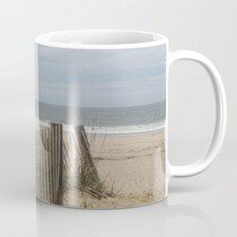 Welcome To The Isolation Of A Beautiful Beach Coffee Mug