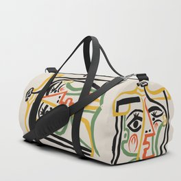 Picasso - Woman's head #1 Duffle Bag