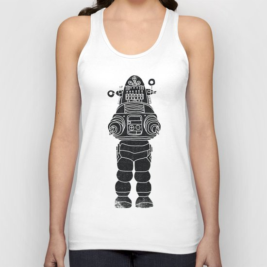 ROBBY THE ROBOT Unisex Tank Top