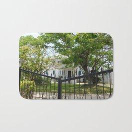 Gilded Gates Bath Mat