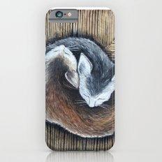 Cats rest Slim Case iPhone 6s