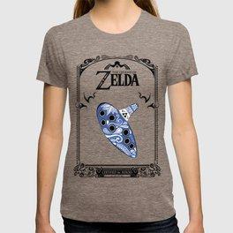 Zelda legend - Ocarina of time T-shirt