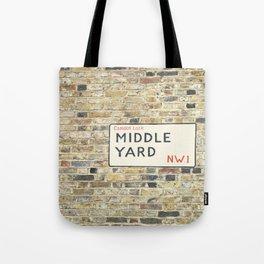 Middle Yard - London Tote Bag