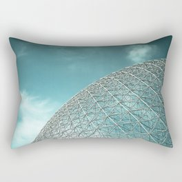 Biosphère Rectangular Pillow