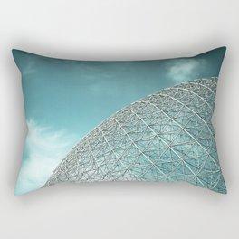 Biosphère Rectangular Pillow
