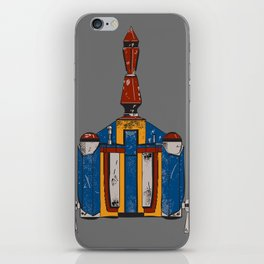 Fett Pack iPhone Skin