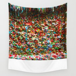 Sticky Love Wall Tapestry