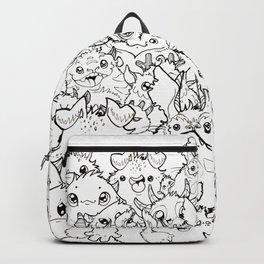 Pile o puffs Backpack